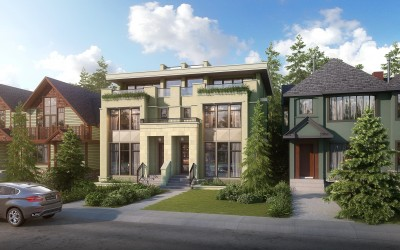 3432 Parkdale Blvd NW - RENDERING 1